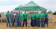 Thumb Bank & Trust Field Days = Success!