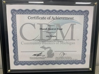 TBT Honored by the CBM