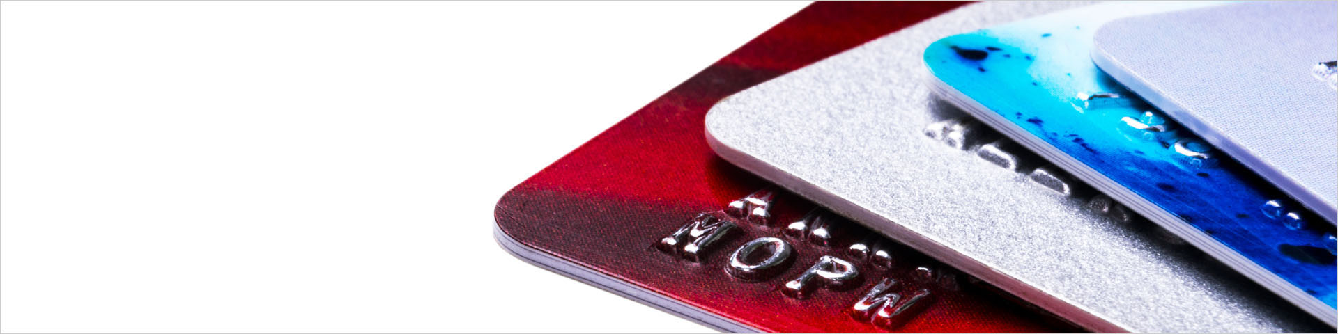Credit Cards - Thumb Bank